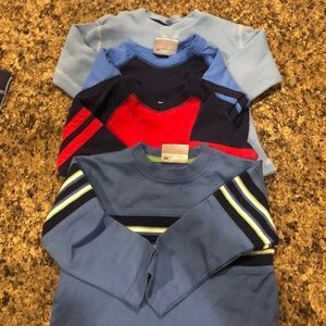 Hanna Andersson Boys size 80 size 2T long sleeve